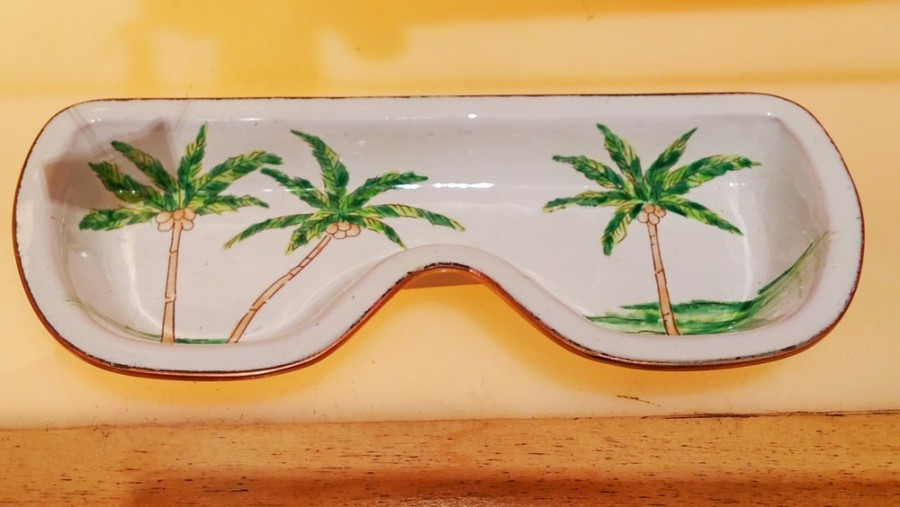 You will not forget your glasses anymore. And you will be reminded of the tropics!
